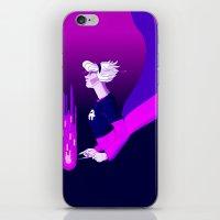 homestuck iPhone & iPod Skins featuring Grimdark Rose by Briar