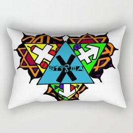 Gender Heart Chakra Rectangular Pillow