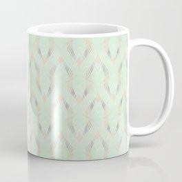 Art Deco. Mint. Coffee Mug