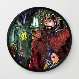 Consort AU Wall Clock