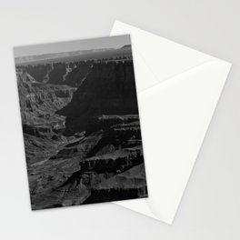 Vast Contrast - 1 Stationery Cards