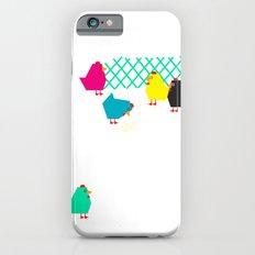 chicken house iPhone 6s Slim Case