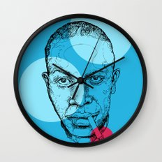 Robert Johnson Wall Clock