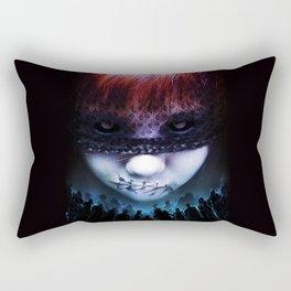 Leave A Scar Rectangular Pillow
