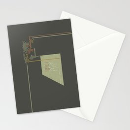 New Technology Commands Stationery Cards