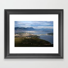 Toulon France 6817 Framed Art Print
