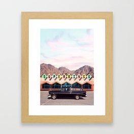 Superbingo Framed Art Print