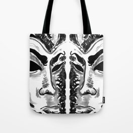 Dream of the Mask Tote Bag
