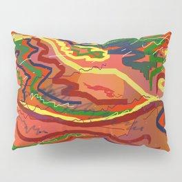 Night Signals 4 Pillow Sham