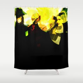 The Spring Concord Shower Curtain