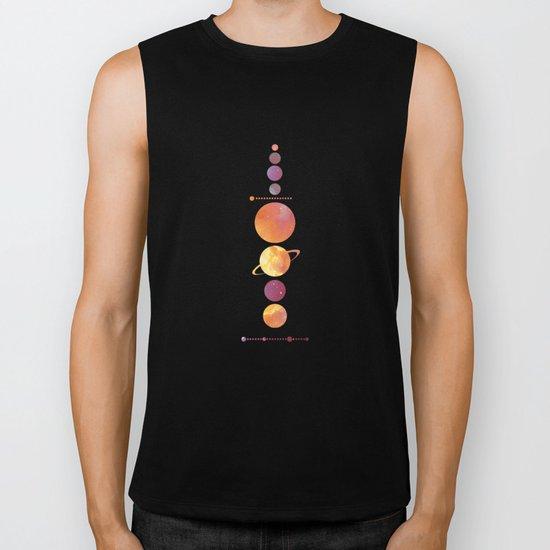 Solar System vol 1 Biker Tank