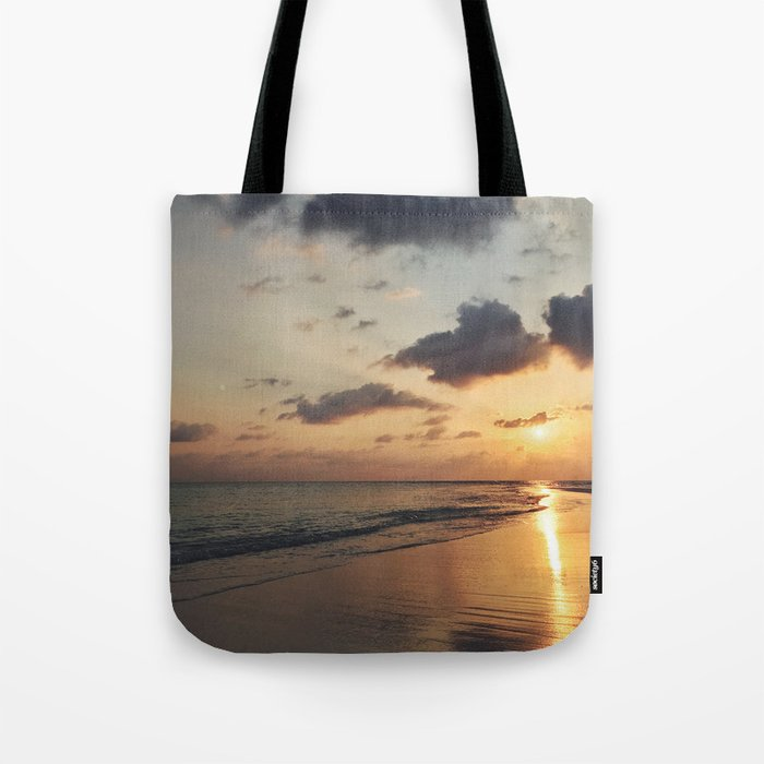 Colors of Sunset Tote Bag