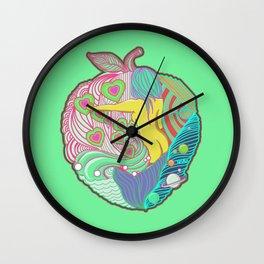 Soul of the Sea Wall Clock