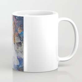 PAINTING STUDIO FLOOR-DUMBO, BROOKLYN, NY Coffee Mug