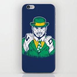Fighting Irish iPhone Skin