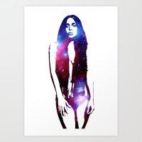 artpop Art Prints featuring ARTPOP by Devon Jack