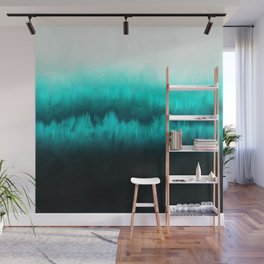 Forest Of Light Wall Mural