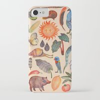 tropical iPhone & iPod Cases featuring Tropical by Vladimir Stankovic