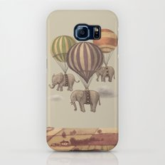 Flight of the Elephants  Galaxy S7 Slim Case