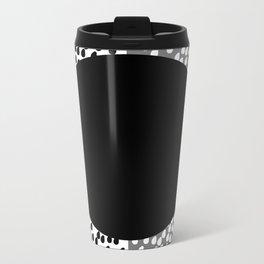Drops B&W Metal Travel Mug