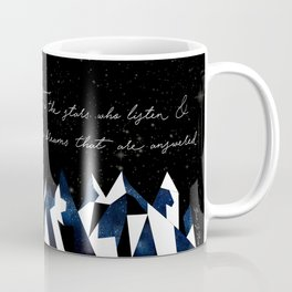 A Court of Mist and Fury Quote Coffee Mug