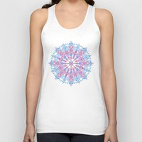 stickers Tank Tops featuring Escapism  by micklyn