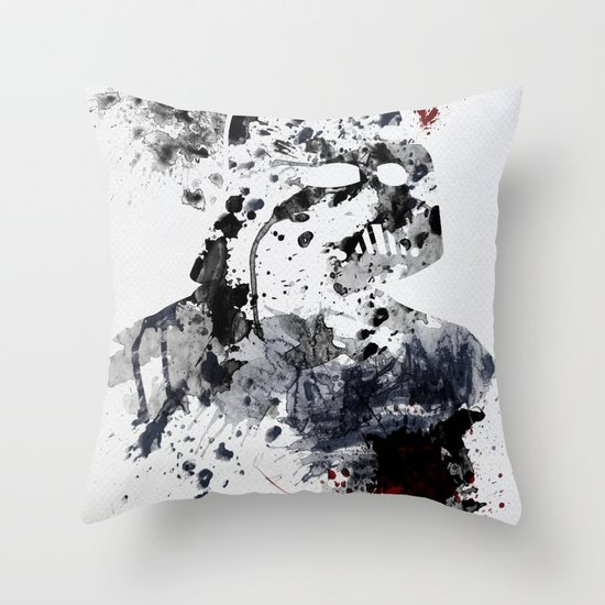 The Chosen One Throw Pillow
