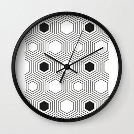 HEXBYN Wall Clock