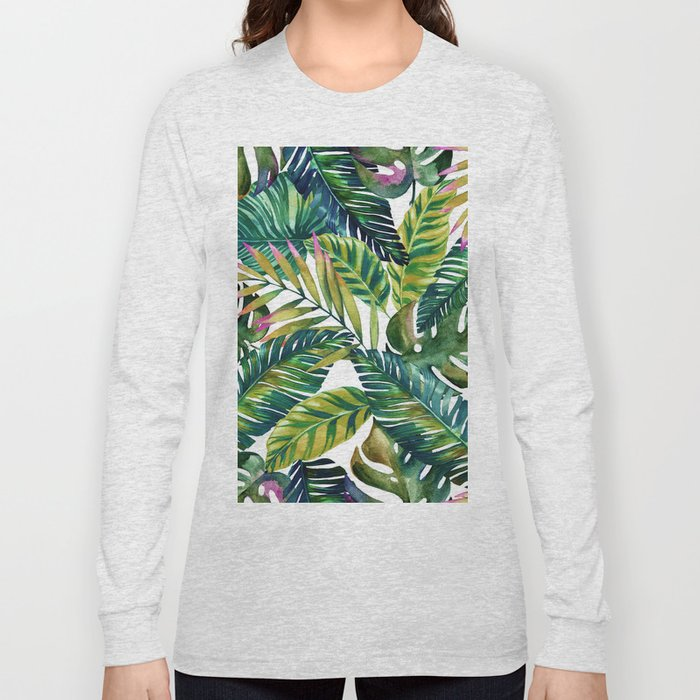 banana life Long Sleeve T-shirt