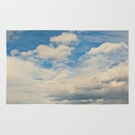 Clouds in the Sky Rug