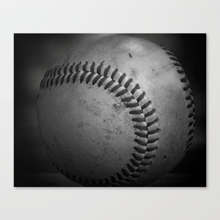 Baseball Leinwanddruck
