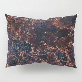 Black Space and Nebula  #space #nebula Pillow Sham