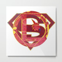 legion and el crest: supervalor Metal Print