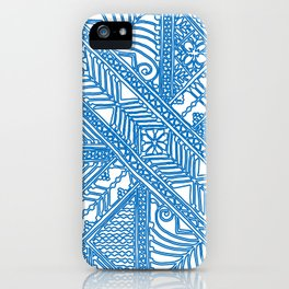 Trip to Morocco via Holland iPhone Case