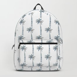 Watercolor Palm Pattern 2 Backpack