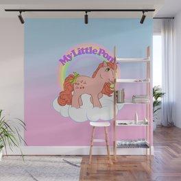 g1 my little pony year 3 Cherries Jubilee Wall Mural