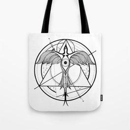 Phoenix ascending Tote Bag