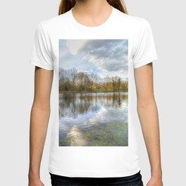 Wanstead Park Reflections T-shirt