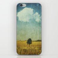 alone iPhone & iPod Skins featuring aLone by Dirk Wuestenhagen Imagery
