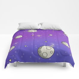 OuterSpace Comforters