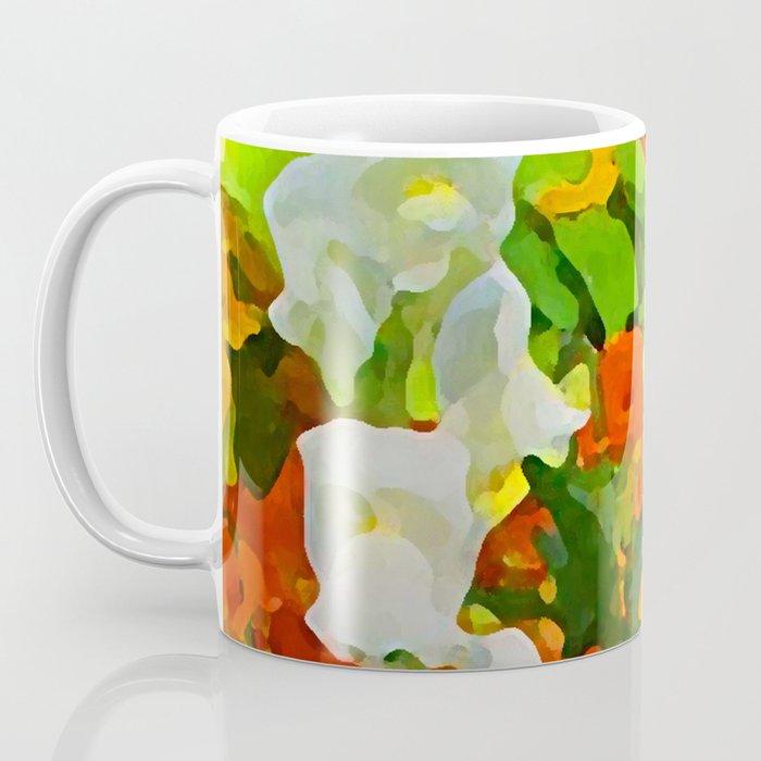 Colorful Flower Garden Coffee Mug