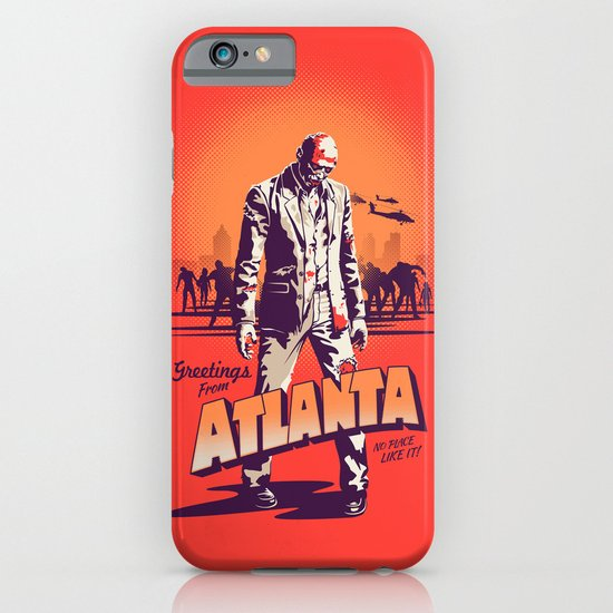 No Place Like it! iPhone & iPod Case