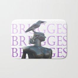 Brugges - 2013 - arte urbana - Foto de José Santhiago Bath Mat