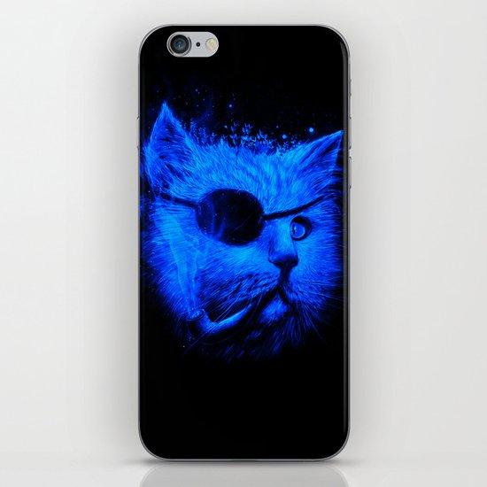 Irie Eye Blue iPhone & iPod Skin