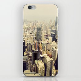 Sky High iPhone Skin