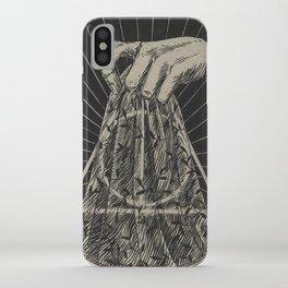 Invisibility Cloak iPhone Case