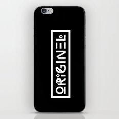 Originel iPhone & iPod Skin