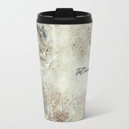 The next right step Travel Mug