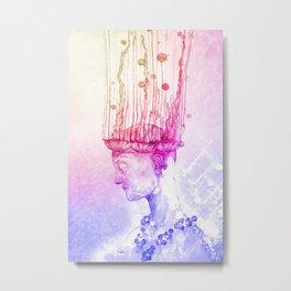Sea Queen 2 Metal Print