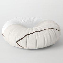 Minimal Space 03 Floor Pillow